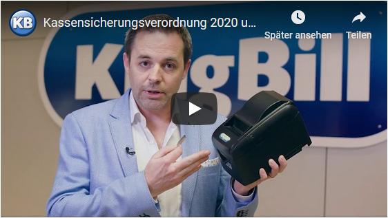 KassenSichV 2020 Video