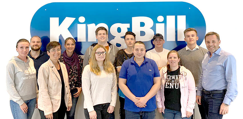 Das KingBill Team